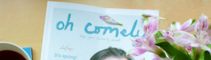 Oh Comely header