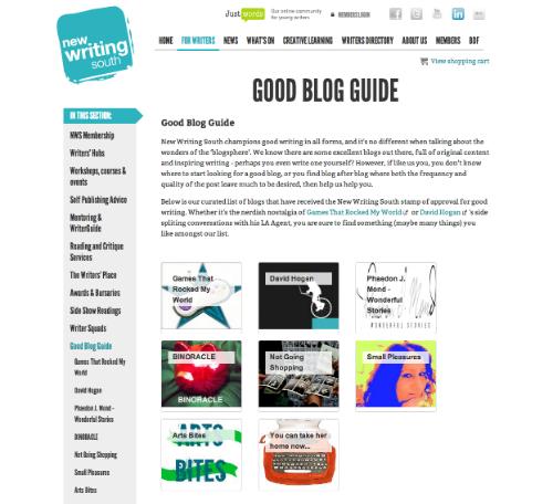 Good Blog Guide