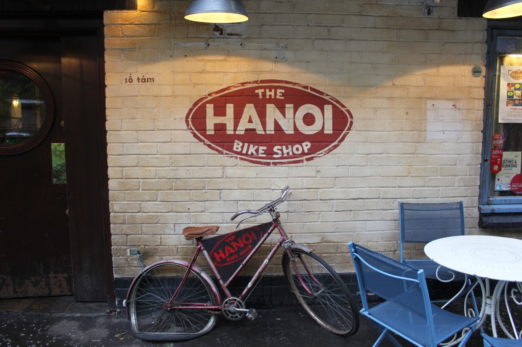 Hanoi Bike Shop Glasgow Byres Road
