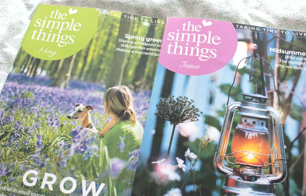 The Simple Things Magazine May and June