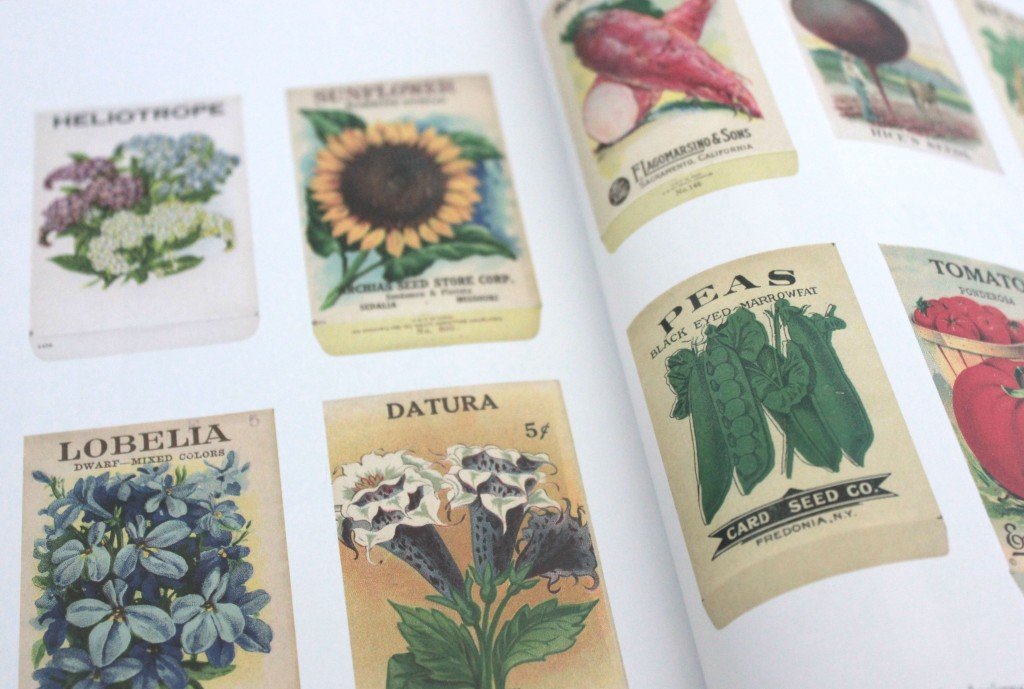 The Simple Things Seed Packets