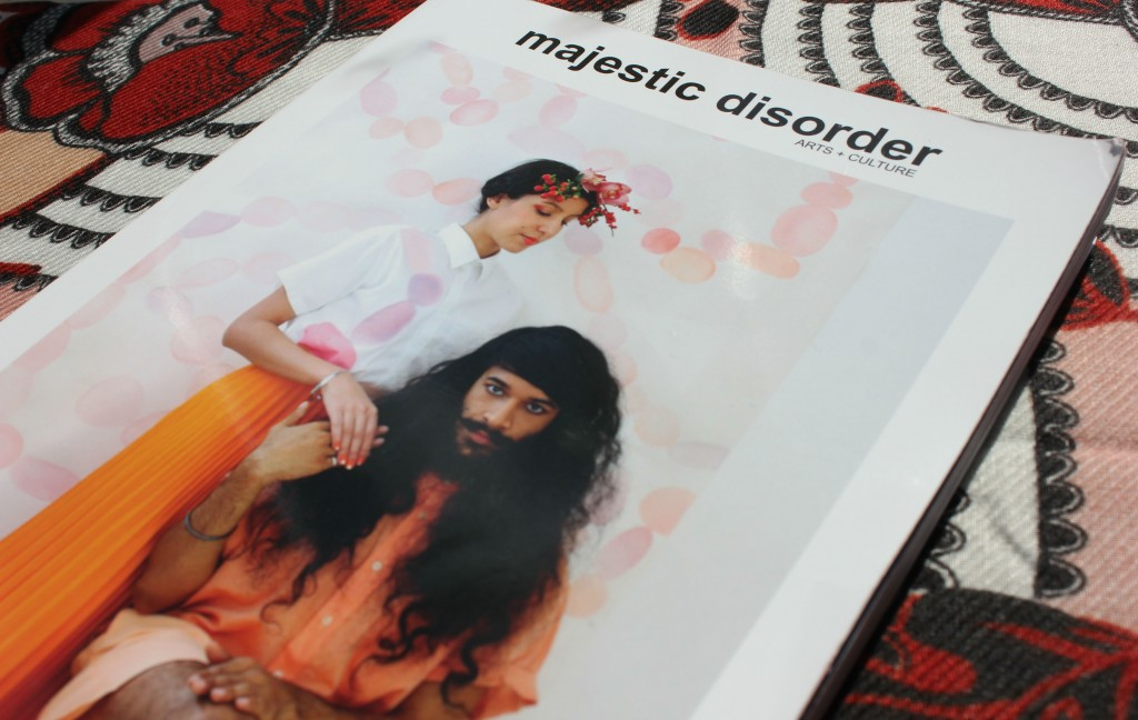 Majestic Disorder cover issue 4