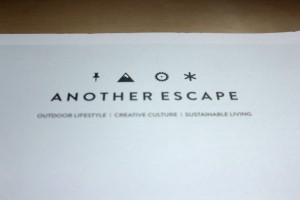 Front cover of Another Escape close up text