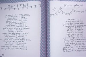 Betty Magazine playlists feature
