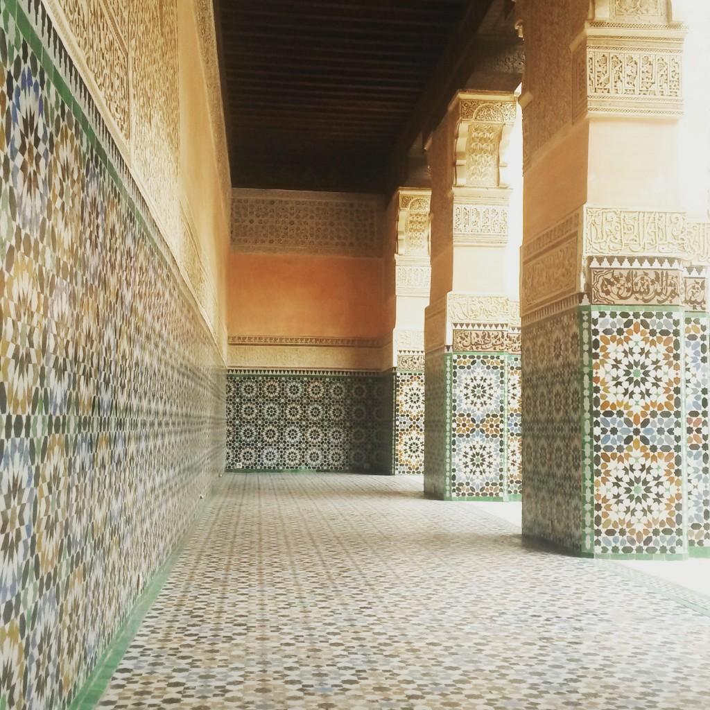 Madersa Ben Youssef Marrakech