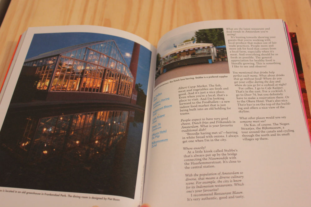 LOST iN Amsterdam pages