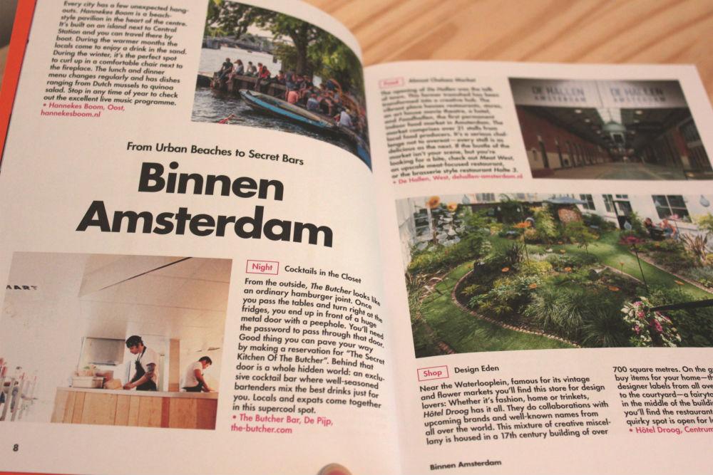 LOST iN Amsterdam Binnen Amsterdam