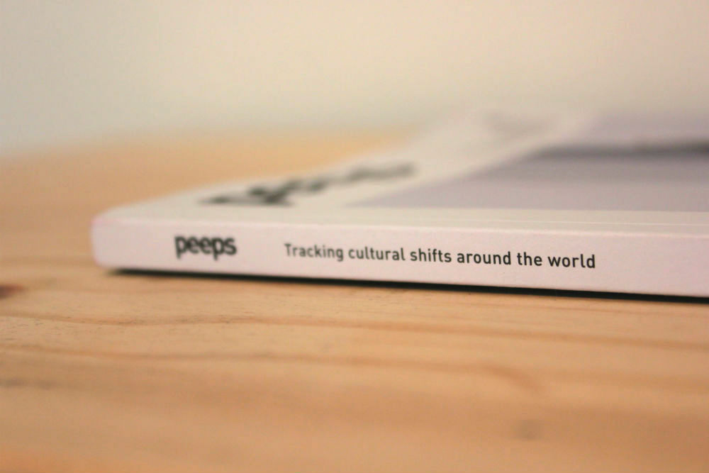 Peeps Tracking cultural shifts around the world