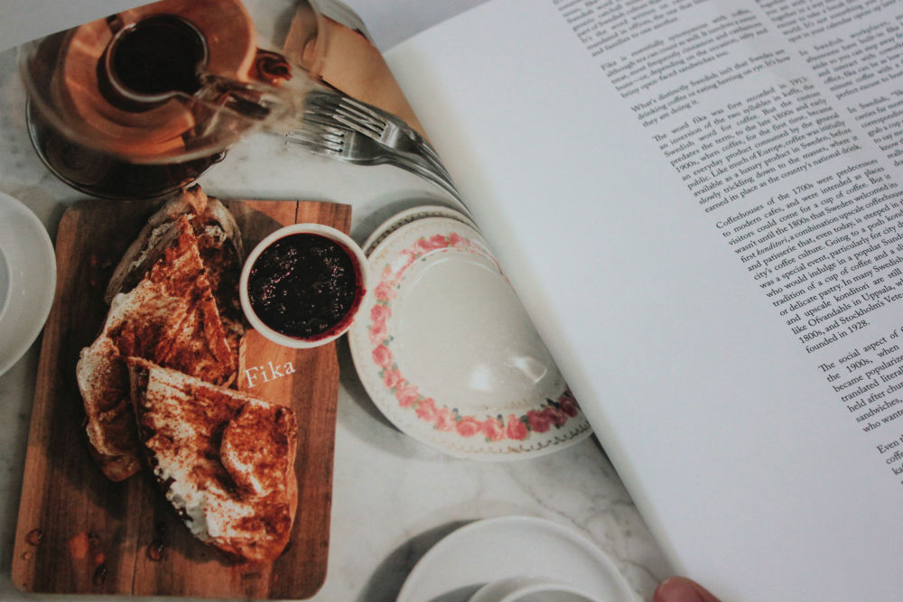 Drift magazine issue 4: Stockholm Fika