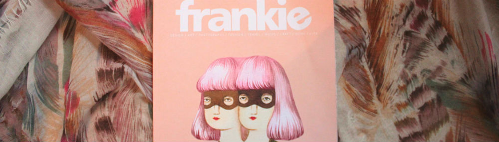 frankie magazine review