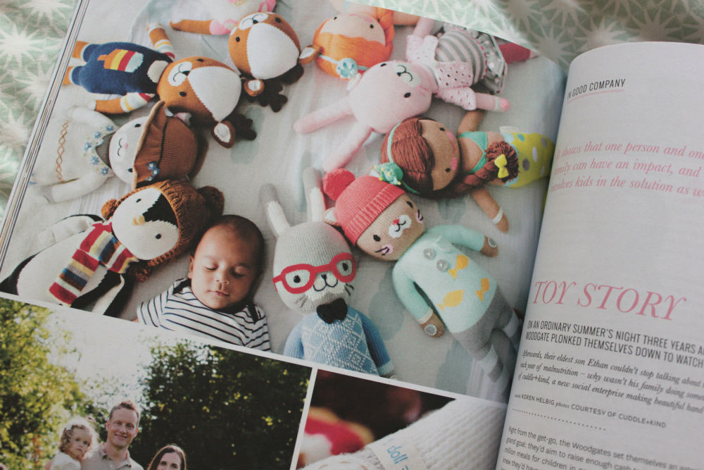 Peppermint magazine Toy Story