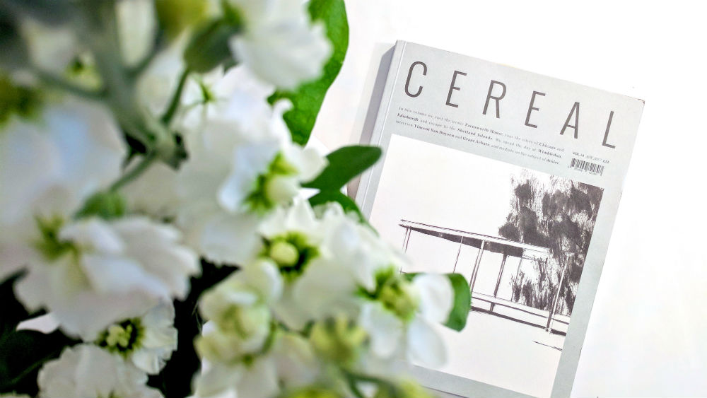 Cereal independent magazine volume 14