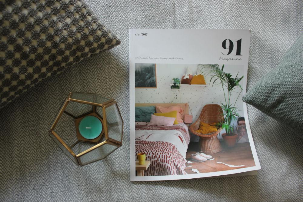 91 Magazine A/W 2017 cover