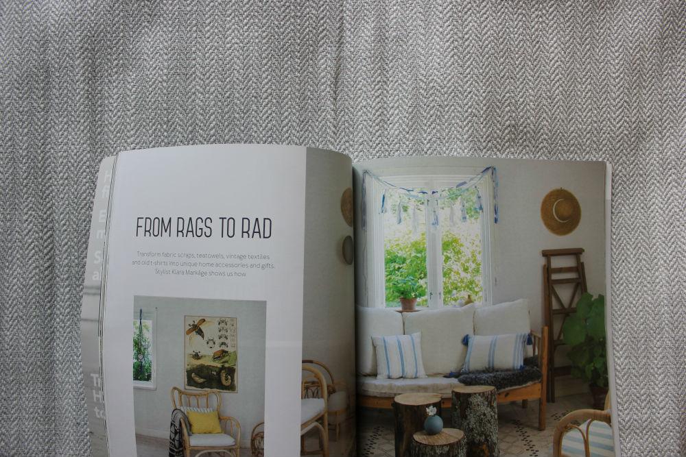 91 Magazine interior