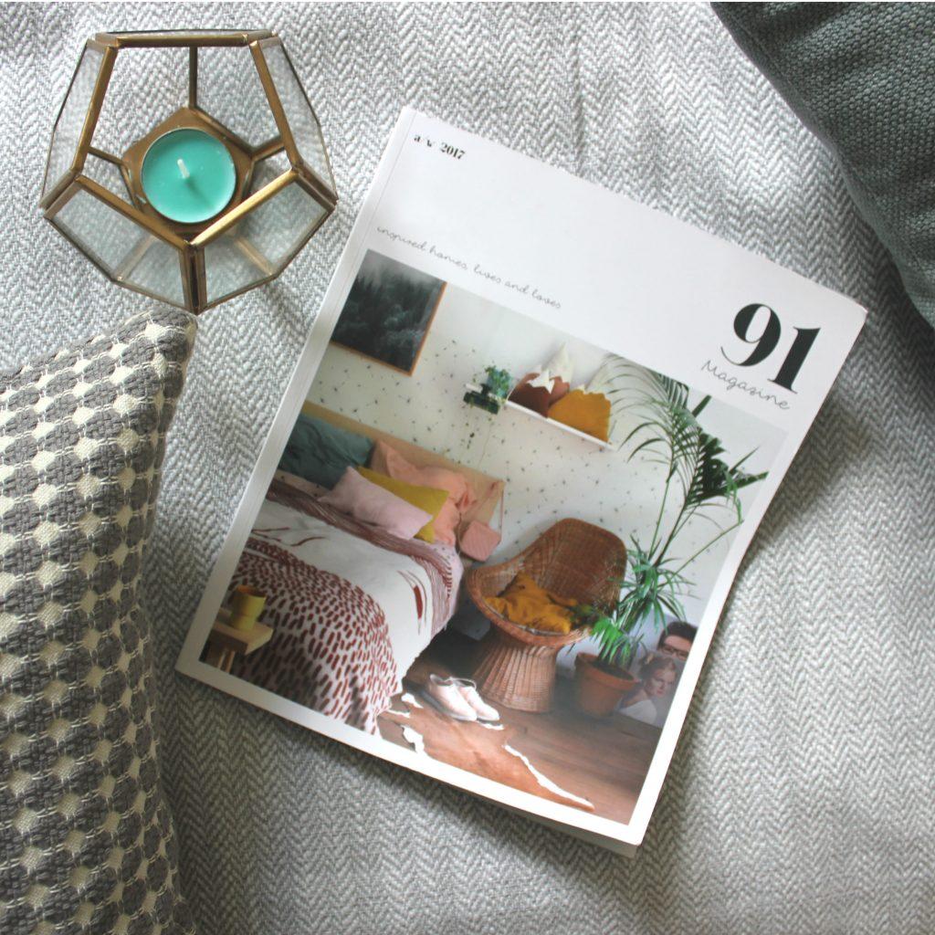 91 Magazine a/w 2017