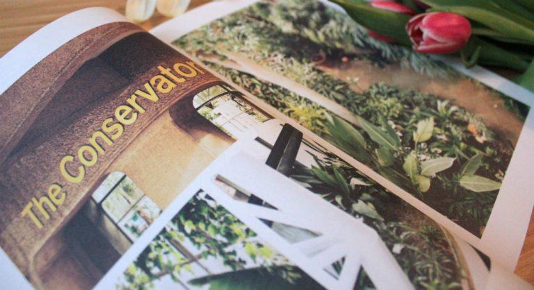 Cedar Magazine at the Barbican Conservatory