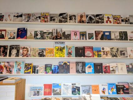 Independent Magazines in Papersmiths
