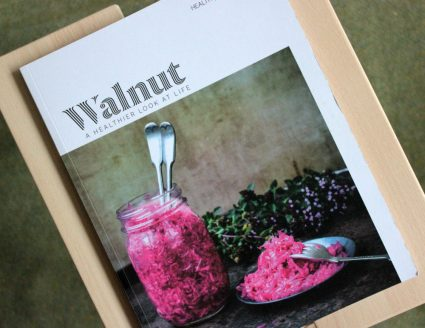 Walnut Magazine issue 3 cover