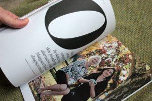 Walnut magazine people issue 3 odylique interview