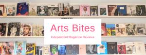 Arts Bites header image