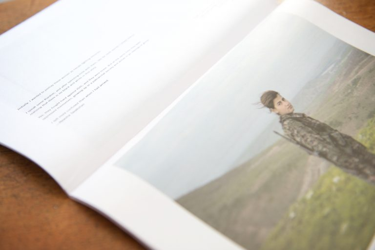 Soldier photograph in Magnum Chronicles brief visual history in the time of isis