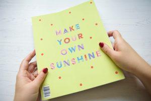 Caboodle Magazine Make Your Own Sunshine