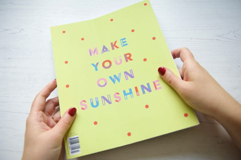 Caboodle Magazine Make Your Own Sunshine