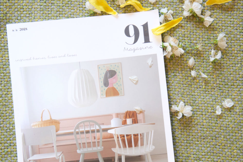 91 magazine interior design