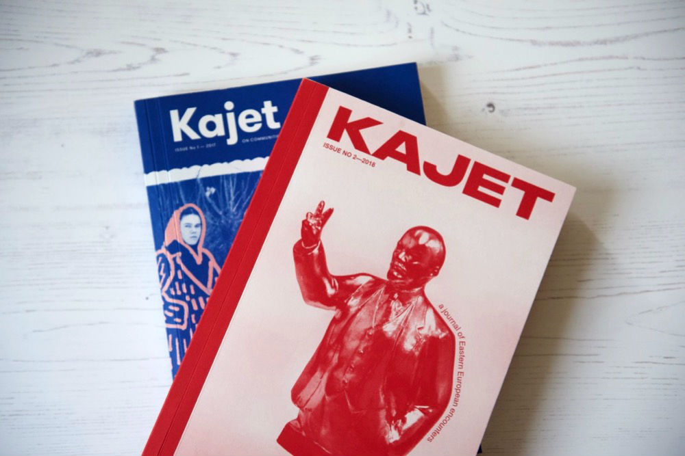 Kajet Journal issue 1 Communities issue 2 Utopias