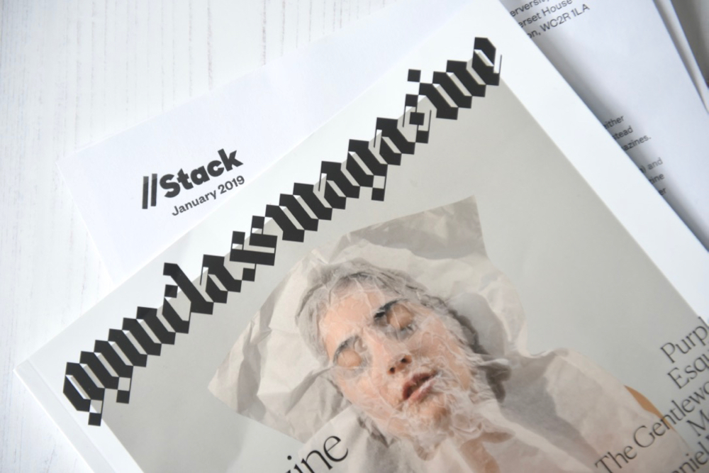 Stack magazines subscription Gym Class Magazine January 2019