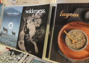 Sidetracked, Wilderness and Lagom in Magalleria