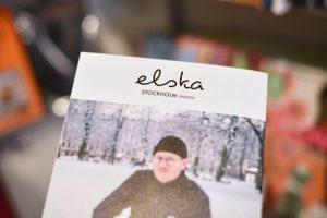 Elska magazine Stockholm