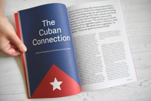 Point.51 magazine The Cuban Connection