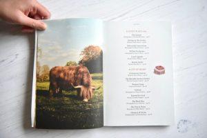 Fare magazine Glasgow issue Contents