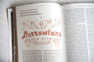 Fare magazine Glasgow issue Barrowlands