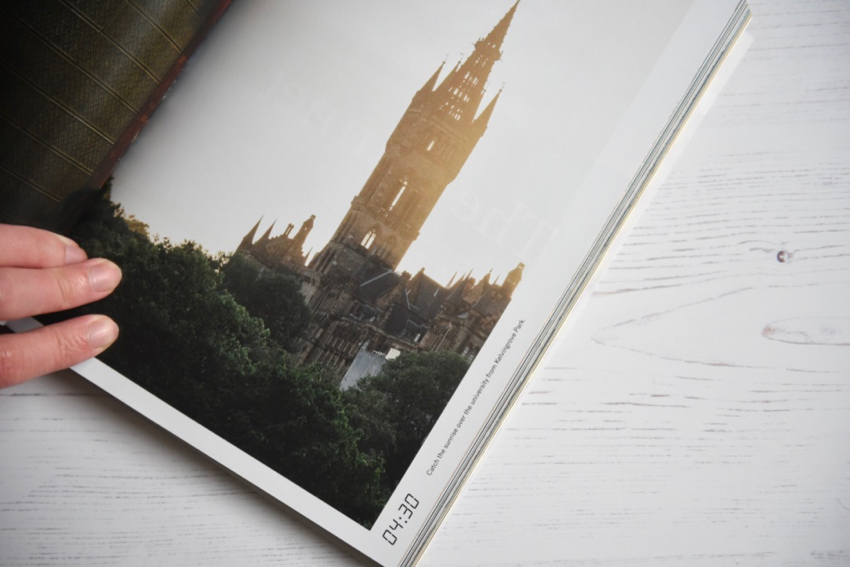 Fare magazine Glasgow university