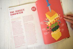 Sandwich magazine BLT issue 1 The Perfect Sandwich