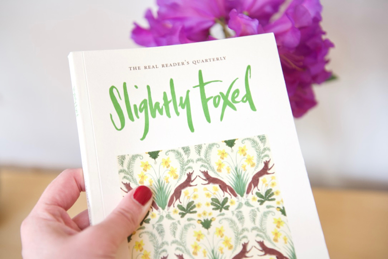 Slightly Foxed Issue 65 held in hand